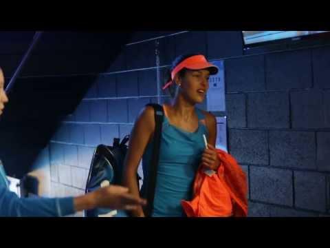 Ivanovic v Williams: an emotional end - 2014 Australian Open