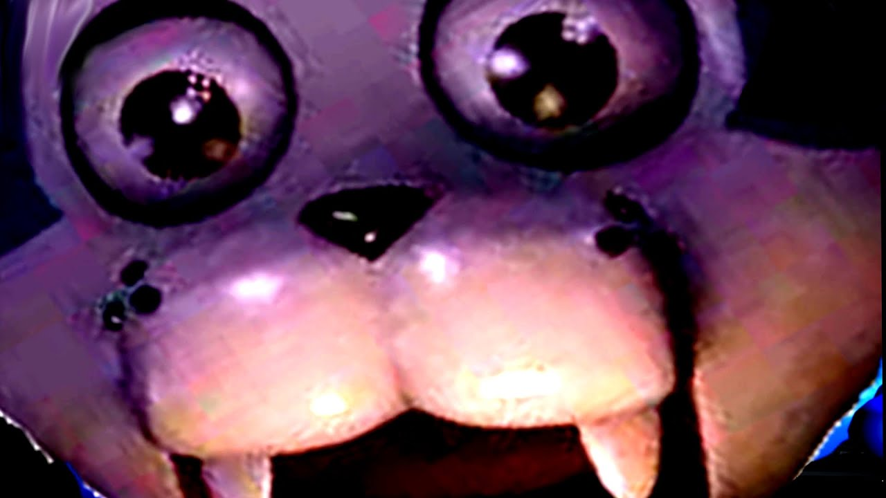 The return to freddy cat new fan made animatronic jumpscare 2014