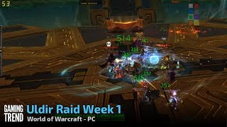 World of Warcraft - Let's Play! - Raid Night - [Gaming Trend]