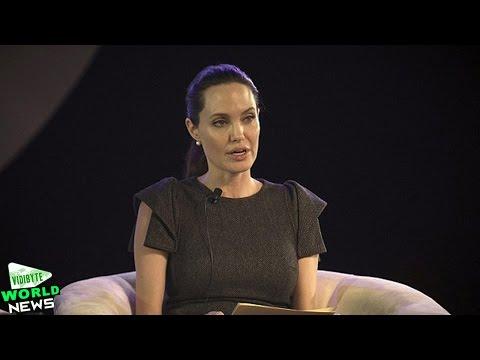 Actress Angeline Jolie Joins African Union Summit