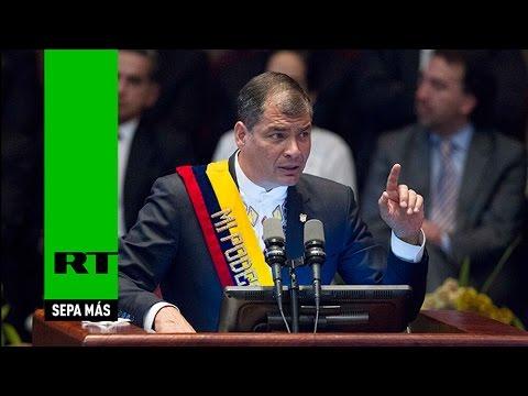 Discurso completo de Rafael Correa an la Cumbre UE-CELAC 2015