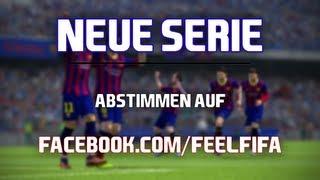 FIFA 13 - Neue Serie?! DU entscheidest!