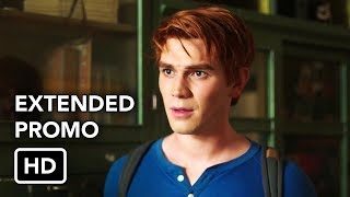 "Riverdale 2x05 Extended Promo ""When a Stranger Calls"" (HD) Season 2 Episode 5 Extended Promo"