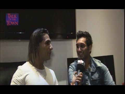 Rishi aaja Ve Mahi London Launch Party With B4u Music video