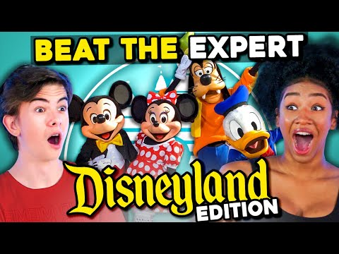 Can YOU Beat An Expert At Disneyland Trivia?