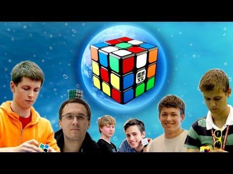 Rubik's Cube World Records 2014 New Edit