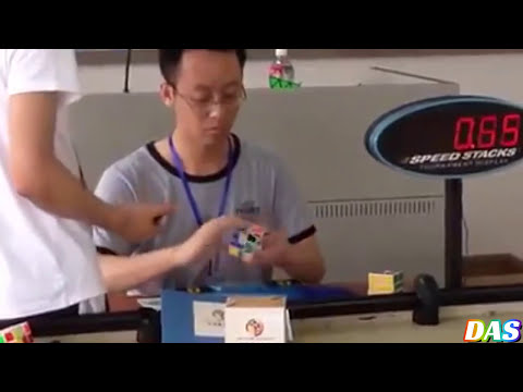 Rubik's Cube World Records 2014 New Edit