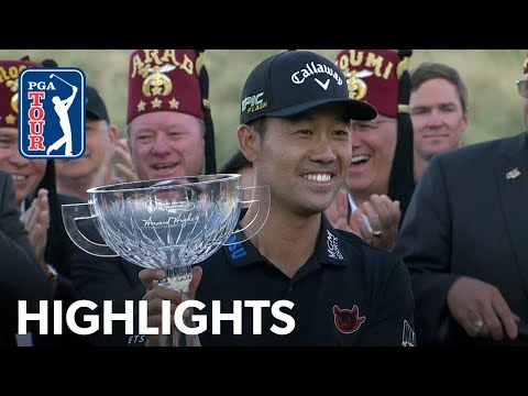 Kevin Na's winning highlights from Shriners 2019
