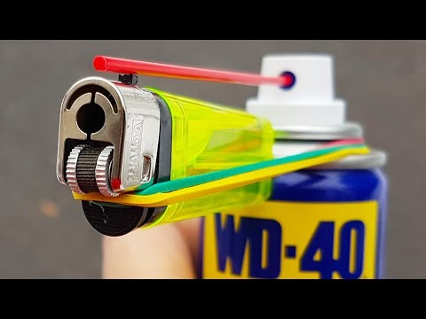 3 Awesome Tricks with Lighters