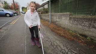 Blind girl banned from using cane at school due to Health & Safety