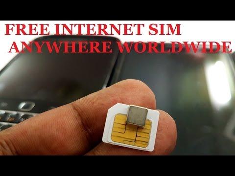 FREE INTERNET LIFETIME ANY SIM WORLDWIDE !! UNLIMITED !!