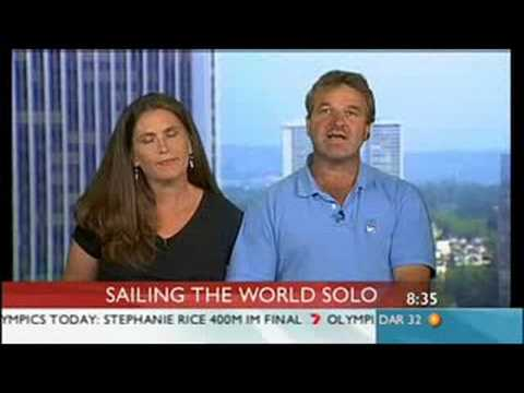 Zac Sunderland, Sailing solo around the world