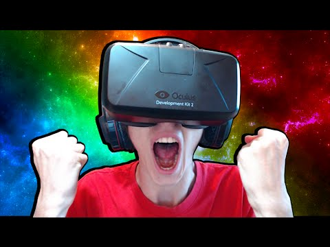 LA REALTÀ VIRTUALE È INCREDIBILE!! - Oculus Rift v2