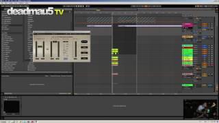 download lagu Deadmau5 Making Imaginary Friends - 06 Bass Sound Design gratis