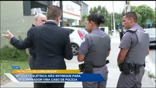 Patrulha do Consumidor: idoso paga R$13 mil em bicicleta elétrica e não recebe