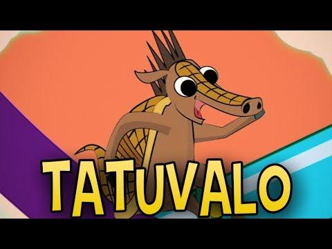 Videoclip Animado Com O Karaoke Do Tatuvalo Da Banda Dos Bichos