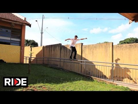Hábito Skateboard Co. - Edgard Lima