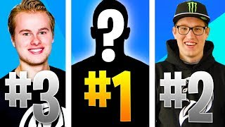 Top 10 Beste Fortnite YouTubers in Nederland!