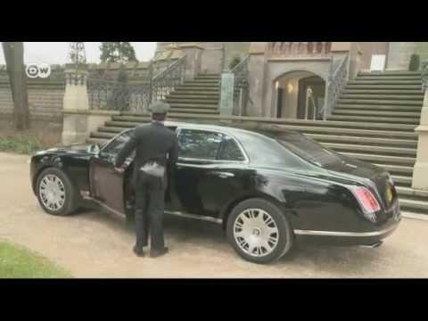Тест-драйв: Bentley Mulsanne