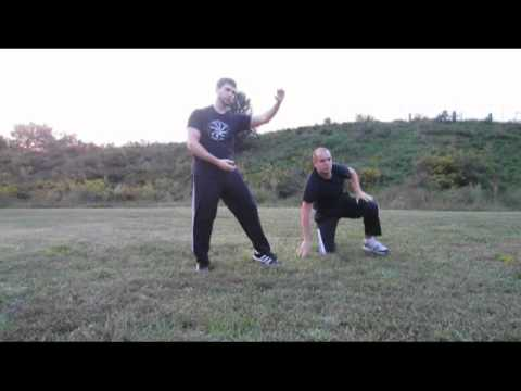 Yin Style Baguazhang Techniques Against Grabs Image 1