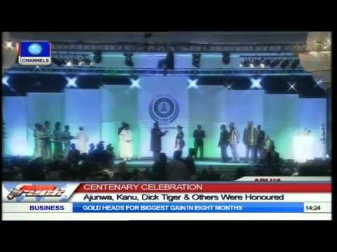 Centenary Awards: Kanu, Ajunwa, Dick Tiger, Other Sport Icons Honoured