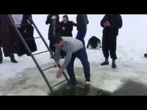 (Caucasus Mountain Range To Be Baptized. Georgia.)  (კავკასიონის ქედზე მონათვლა. საქართველო. )