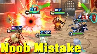 Summoners War - Learn from your mistake!