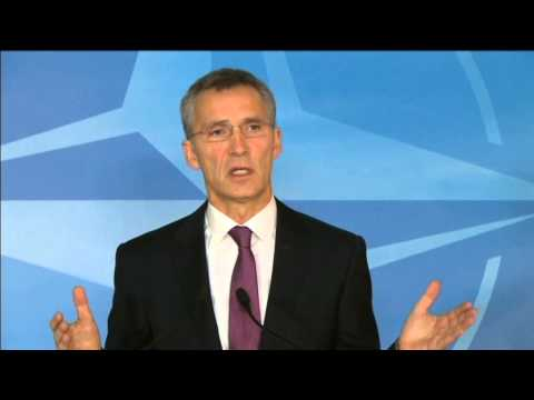 Ukraine's NATO Choice: Stoltenberg says Ukraine has a lot of work to do to join NATO