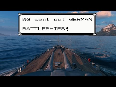 """First Look // German Battleships / """"Consistently inconsistent"""""""
