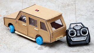 Wow! RC Range Rover Car DIY - Amazing RC Car Mini Gear