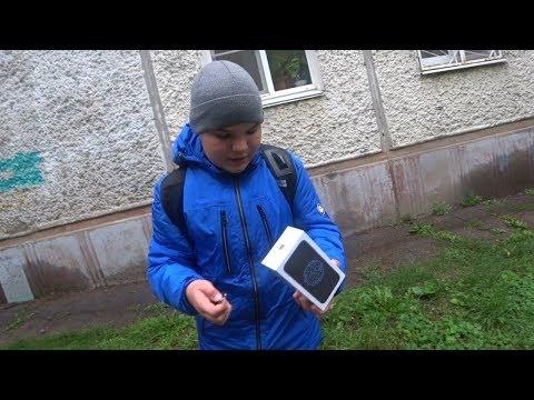 ШКОЛЬНИК НАШЕЛ НОВЫЙ iPHONE X!