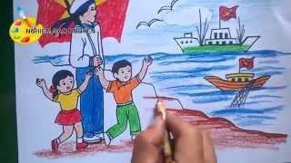 NSƯT Thanh Ngoan hát về Trường Sa, Hoàng Sa | VTC Trung Quốc xác nhận Hoàng Sa, Trường Sa thuộc về ệt Nam Phóng sự đặc biệt về chuyến đi thăm quần đả