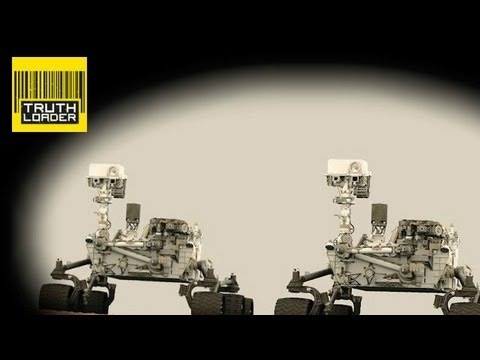 Curiosity's 'twin' Mars rover 'will hunt for ancient Martians' - Truthloader