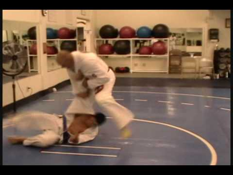 Judo Throw for Jiu Jitsu: Harai Maki Komi Image 1