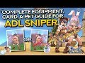 ADL SNIPER GUIDE: Best Equipment, Cards, and Pets | Ragnarok Mobile Eternal Love
