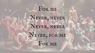 Loren Allred «Never Enough» from (The Greatest Showman)|Lyrics