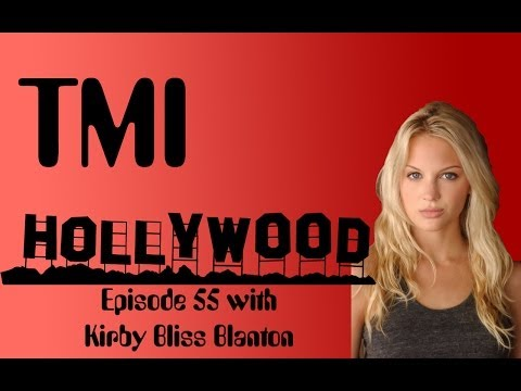 "TMI Episode 55  ""The Halloween Special"" with Kirby Bliss Blanton"