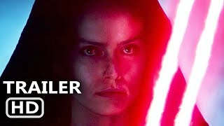 STAR WARS 9 Trailer  2 NEW 2019 The Rise of the Skywalker