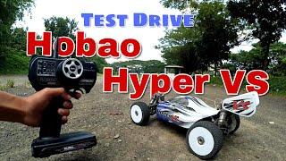 Test Drive Hobao Hyper VS Nitro, rc buggy terbaik dikelasnya