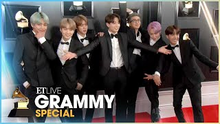BTS REACTS to GRAMMY Nomination for Dynamite