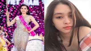 Tân Hoa hậu Việt Nam 2018 Trần Tiểu Vy là ai? Nhan sắc đời thường của Hoa hậu 18 tuổi Trần Tiểu Vy