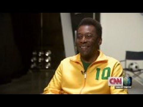 Interview: Brazilian Football Legend Pele Talks World Cup