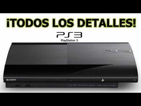 PS3 Super Slim/Ultra Slim - ¡Descubre todos los detalles!