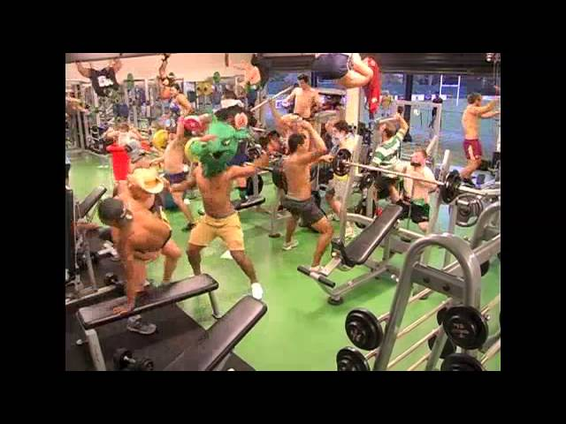 Dragon TV Harlem Shake