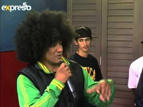 African Hip Hop Indaba Group Break Dance  Live On Expresso (20.08.2012) video