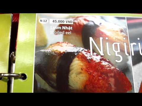 0 Tokyo Deli Sushi Restaurant in Ho Chi Minh City Saigon Vietnam   Phil in Bangkok