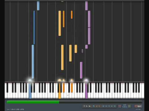 [synthesia] Vocaloid - Servant Of Evil video