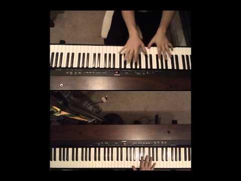Mastodon - Divinations (Piano Cover)