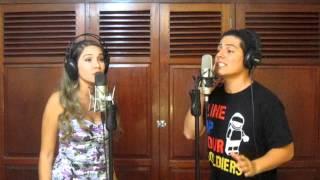 FUISTE TU (cover) - Mariale Salazar & Philip Mendez