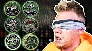 Blind Wintergreen Dip Taste Test